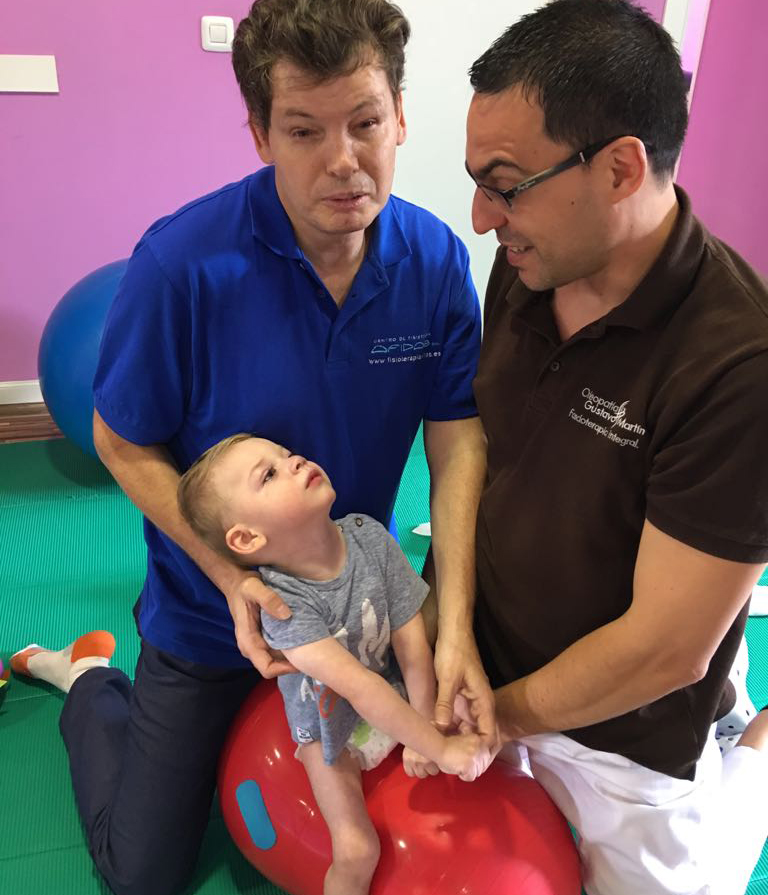 Fisioterapia neurológica infantil